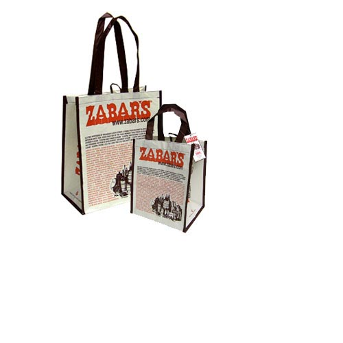 Zabar's Reusable Shopping Bag, , large