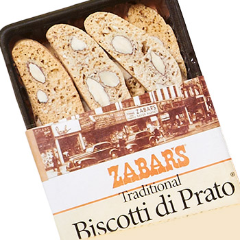 Zabar's Traditional Biscotti Di Prato (4.6oz), , large