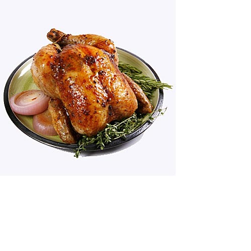Rotisserie Italian Garlic Chicken by Zabar's - min. wt. 2.5lbs, , large