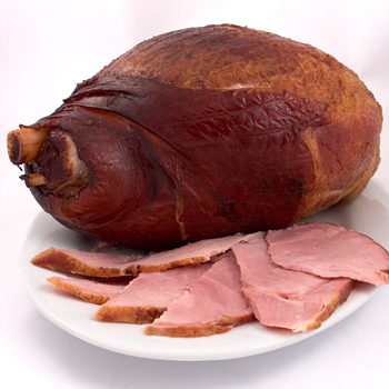 Zabar's Homemade Smoked Country Ham on the Bone, , large