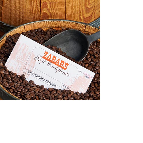 Zabar's In-Store Gift Certificates, , large