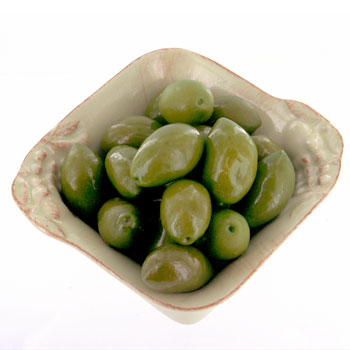 Cerignola Green Olives - 10oz