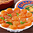 Zabar's California Apricots in Wood Crate - 1-lb