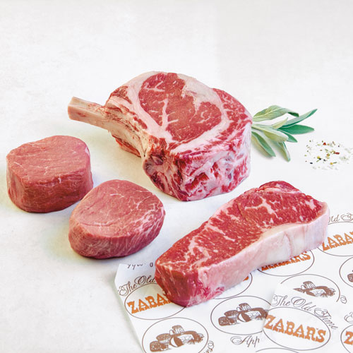 Classic Steakhouse Sampler 4lbs, , large