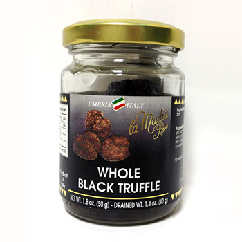 La Madia Black Truffle Carpaccio  - 2.1oz, , large