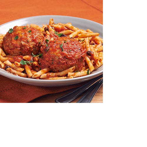 Zabar's Turkey Meatball Dinner - 1lb, , large
