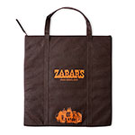 Zabar's Large Insulated Flat Tote (18x19)
