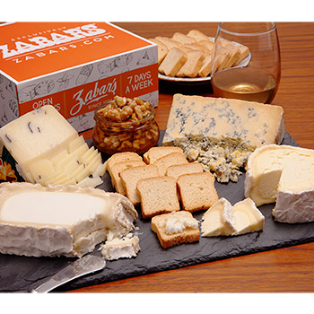 Zabar's Holiday Any Day Cheese Box, , large