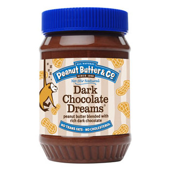 All Natural Peanut Butter & Co. Dark Chocolate Dreams - 16oz (Kosher), , large