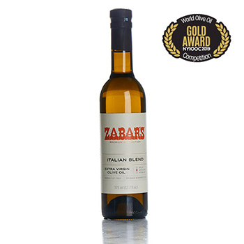 Zabar's Premium Collection Italian Blend Extra Virgin Olive Oil 12.7 fl. oz., , large