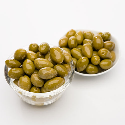 Whole Picholine Olives - 10oz, , large
