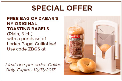Free Bag of Bagels