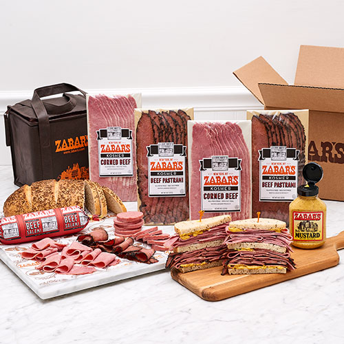 Zabar's New York Sandwich Kit, , large
