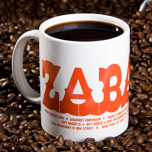 Zabar's Classic Coffee Mug - 10 oz., , large