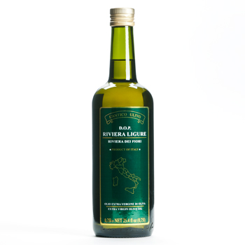 L'Antico Ulivo D.O.P. Riviera Ligure Extra Virgin Olive Oil 25.4 oz, , large