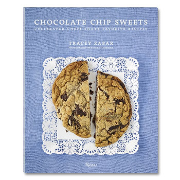 Chocolate Chip Sweets:Celebrated Chefs Share Favorite Recipes By Tracey Zabar - Author Signed Copy, , large