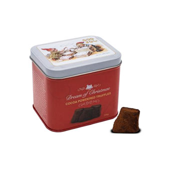 Dream of Christmas Cocoa Powdered Truffles 7.05oz, , large