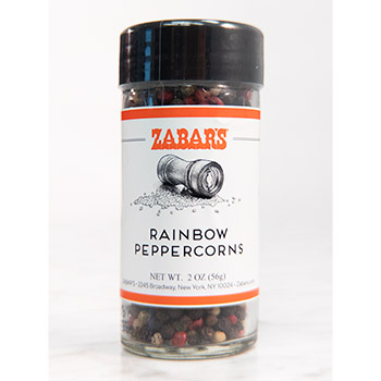 Zabar's Spices - Rainbow Peppercorns 2 oz. (Kosher), , large