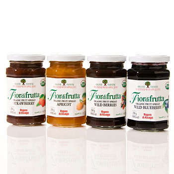 Fiordifrutta Organic Fruit Spread, , large
