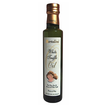 Bartolini White Truffle Oil from Italy - 8.4oz