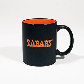 Zabar's Coffee Mug (Black), , large