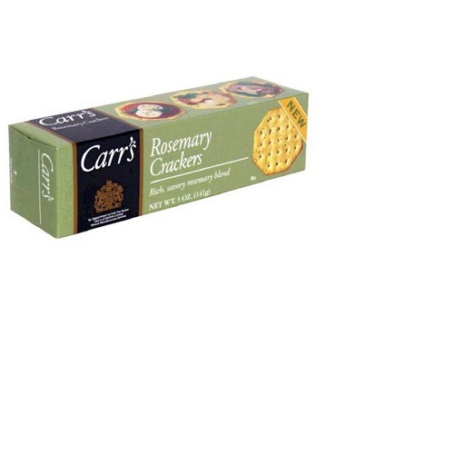 Carr's Rosemary Crackers - 5oz (Kosher), , large