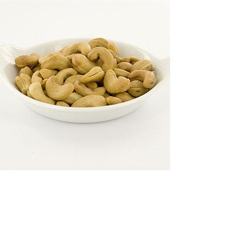 Roasted Cashews - Unsalted - 8oz, , large