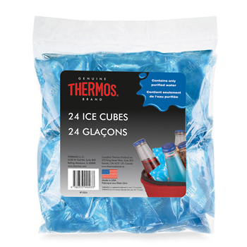 Thermos Reusable Ice Cubes (24ct.), , large