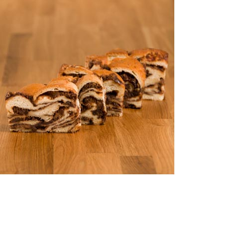 Delancey Chocolate Russian Coffee Cake - 16oz (Kosher), , large
