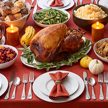 Zabar's Complete Holiday Dinner for 6, , large