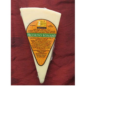 Kosher Pecorino Romano - 6oz, , large