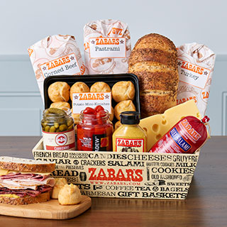 Gift Baskets & Boxes @ Zabar's