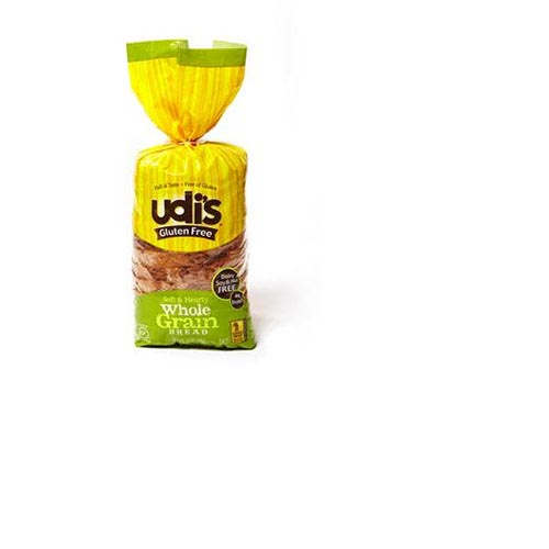 Udi's Gluten Free Whole Grain Bread - 12oz (Kosher), , large