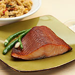 Grilled Salmon by Zabar's - 1/2-lb min. wt.