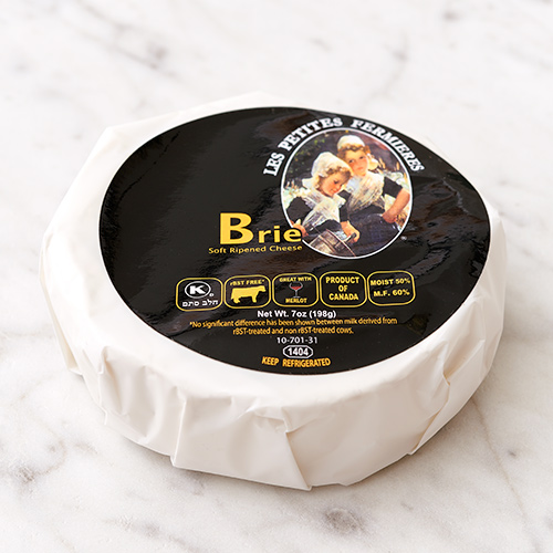 Brie (Kosher) by Les Petites Fermieres, , large