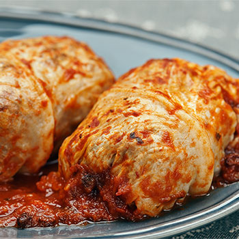 Meat Stuffed Cabbage by Zabar's - 2pcs, , large