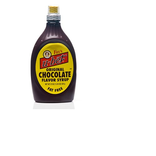 Fox's U-Bet Original Chocolate Syrup - 22oz, , large