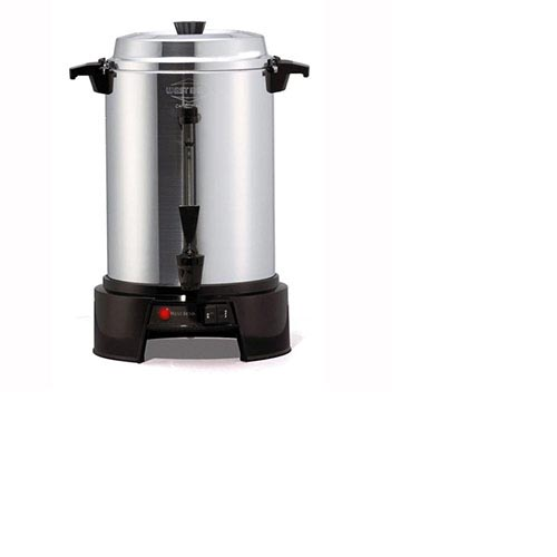 West Bend Commercial  55-cup Coffee Urn   #13500, , large