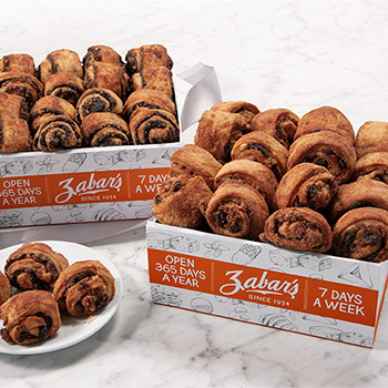 Zabar's Rugelach Box - Approx. 24 oz. (Kosher), , large