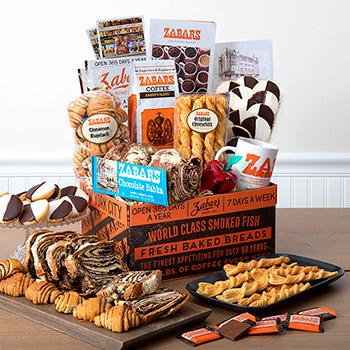 Zabaru0027s Story Basket
