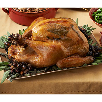 Zabar's Medium Roast Turkey 12-14lbs, , large