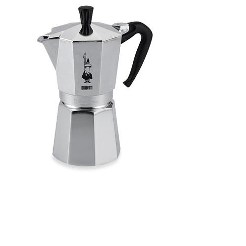 Bialetti Moka Express - 9 Cup Espresso Maker