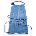 Zabar's Denim Apron