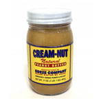Koeze Cream-Nut Natural Peanut Butter - 17oz (Kosher)