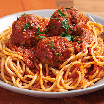 Zabar's Spaghetti And Meatballs - 1lb, , large