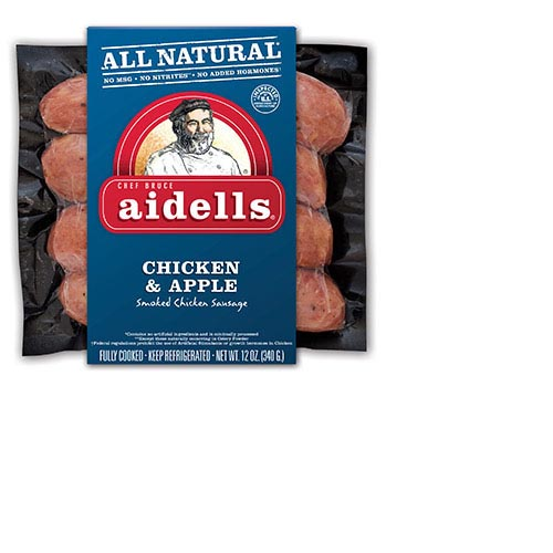 Aidells Smoked Chicken Sausage - 12oz., , large