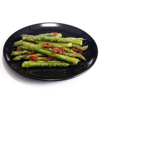 Asparagus with Sun Dried Tomatoes by Zabar's - 1-lb, , large