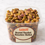 Zabar's Roasted Unsalted Shelled Pistachios 8oz