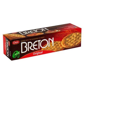 Breton Original Wheat Crackers - 8oz (Kosher), , large