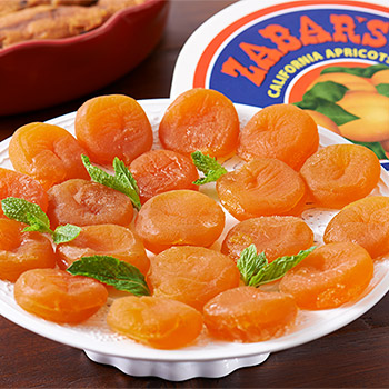 Zabar's California Apricots in Wood Crate - 1-lb, , large